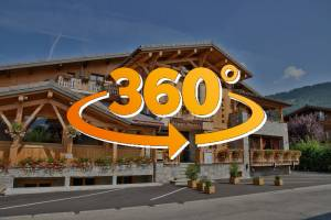 Virtual view  Hotel Alpen Roc Morzine